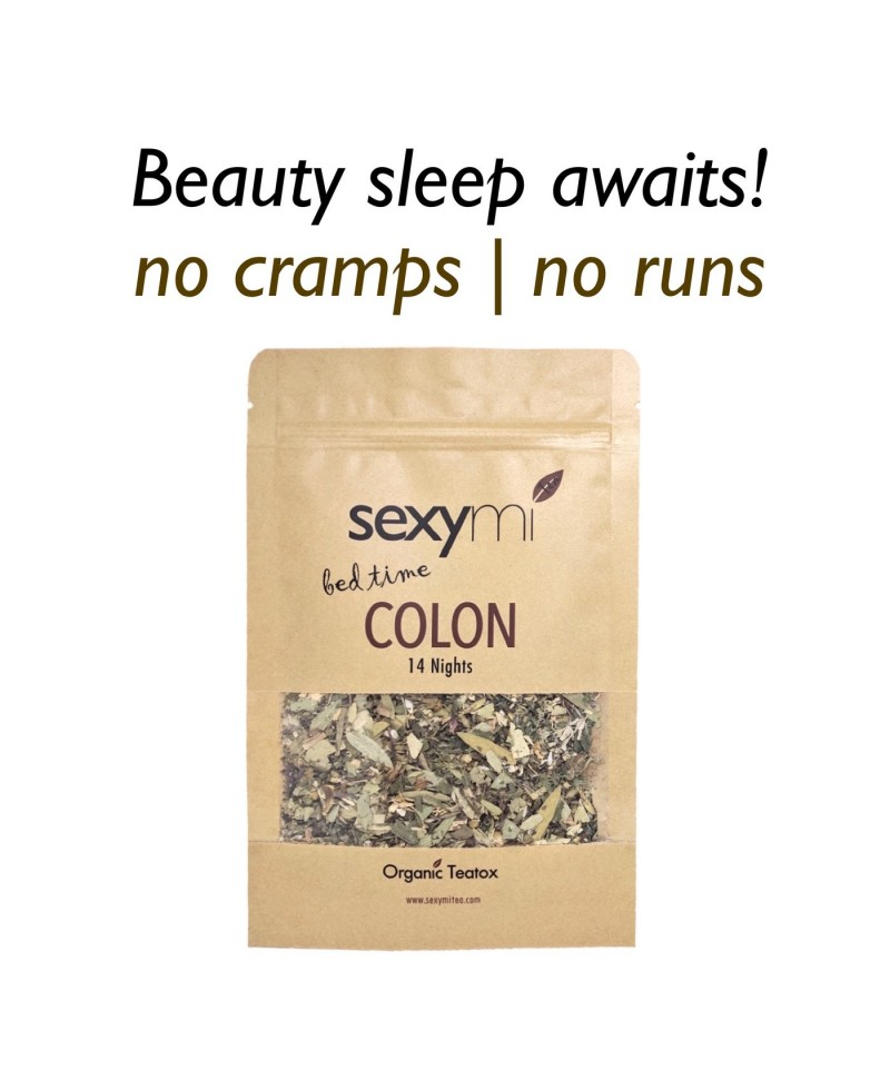 sexymi Bedtime Colon Tea