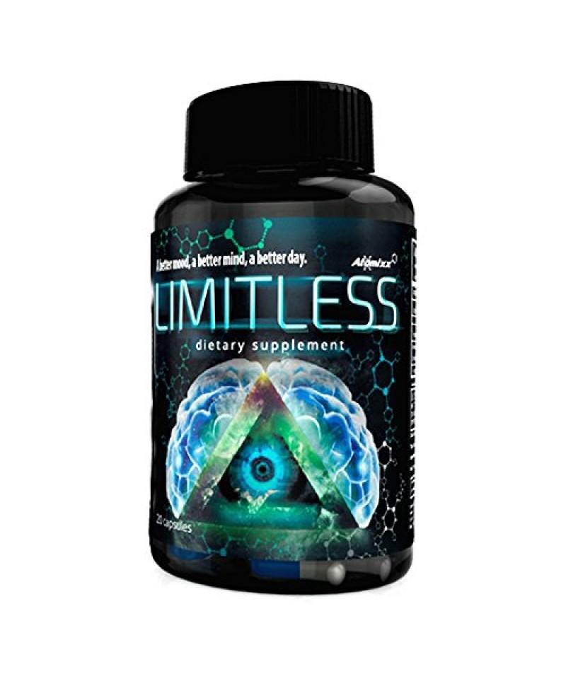 Limitless Pill - 20 CT