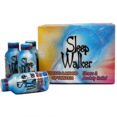 Sleep Walker Shot 2oz Bottle (12 pack)