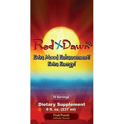 Original Red Dawn 8oz Liquid
