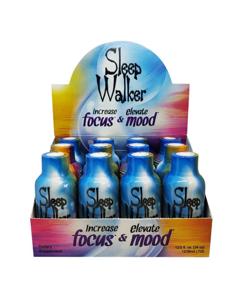 Sleep Walker Shot 2oz Bottle (12 pack)