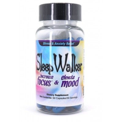 Sleep Walker 60 CT Bottle