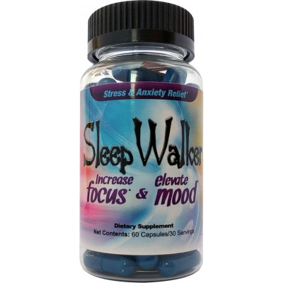 Sleep Walker 60 CT Bottle